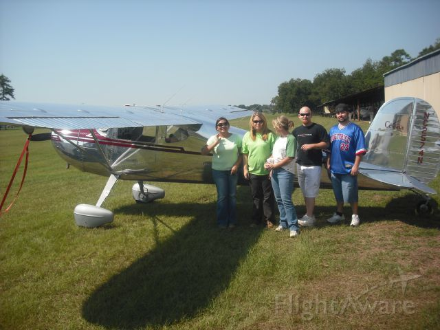 Cessna 120 (NC2574N) - BLING BLING FOR EVERYONE AT 5A2