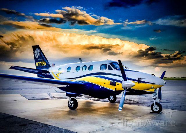 Beechcraft King Air 90 (N771PA)