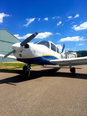 Piper Cherokee (N22473) - Ready to go
