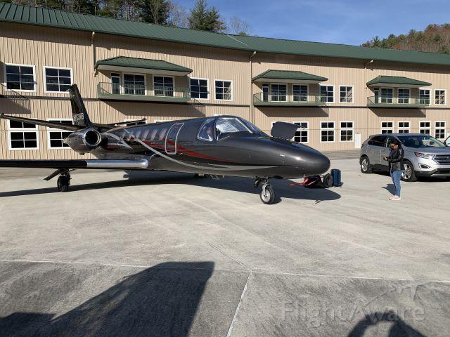 Cessna Citation V (N753MB)
