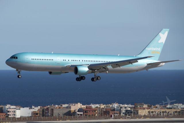 BOEING 767-300 (VP-BOY)