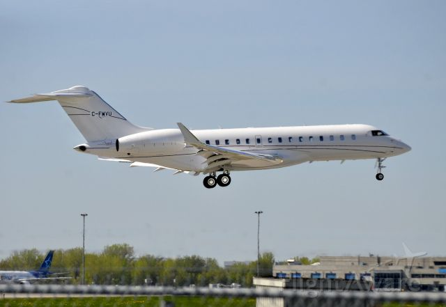 Bombardier Global Express (C-FWVU)