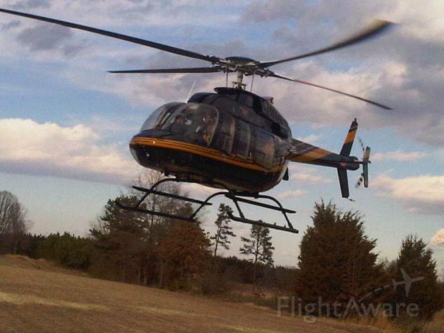 Bell 407 (N444BV)