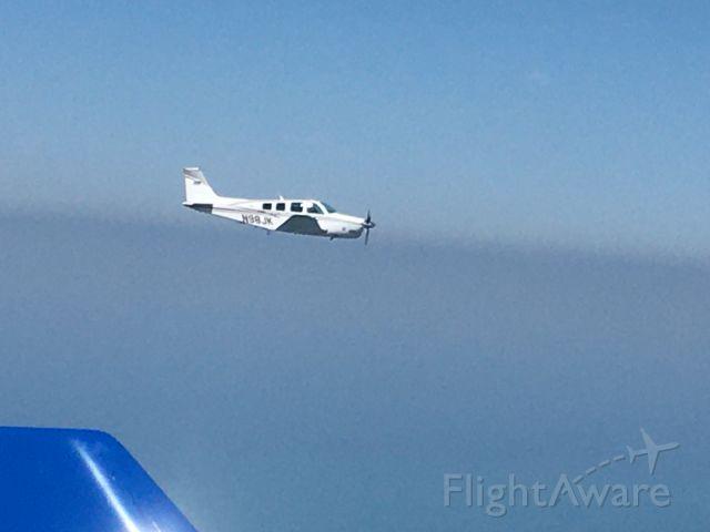 Beechcraft Bonanza (36) Turbo (N98JK)