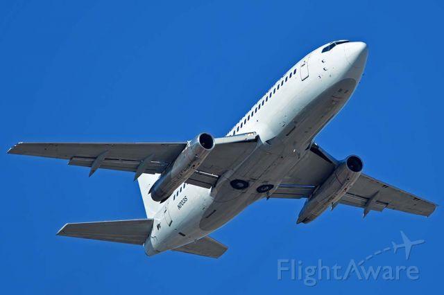 Boeing 737-200 (N703S) - Sierra Pacific Boeing 737-2T4 N703S at Phoenix Sky Harbor on December 20, 2017.