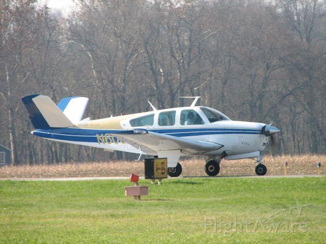 Beechcraft 35 Bonanza (N6032V) - Leaving for Shenandoah, VA