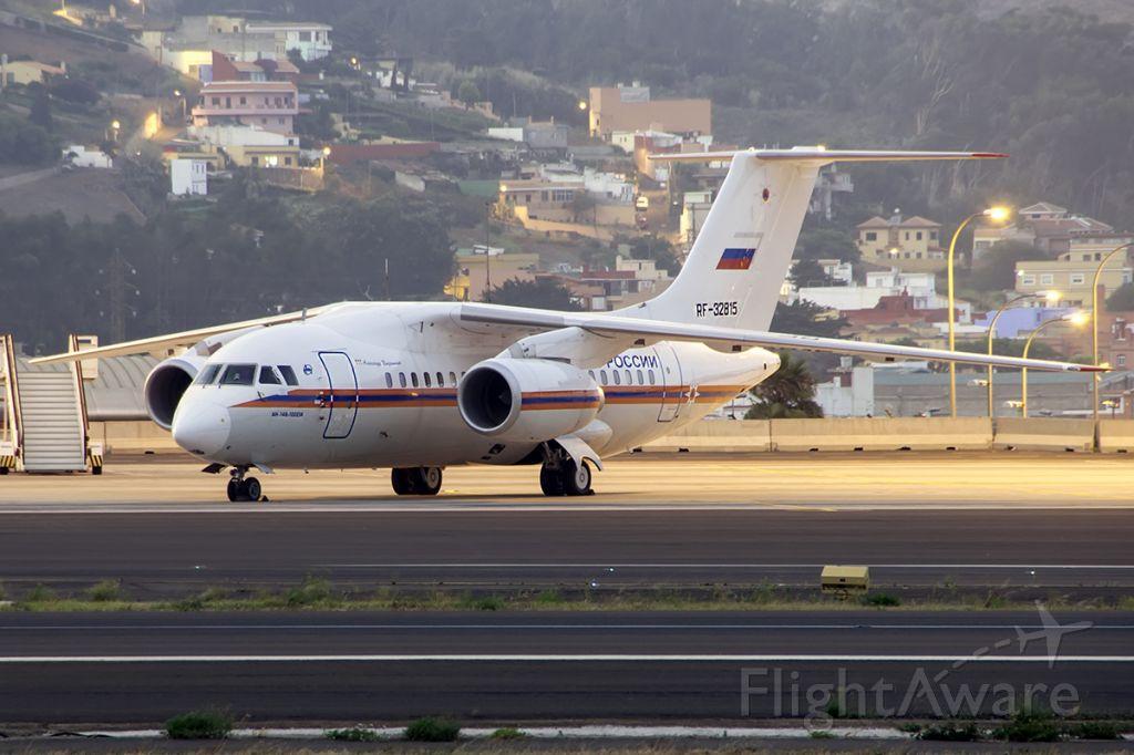 Antonov An-148 (RF-32815) - Antonov An-148-100E - cn:42-02-