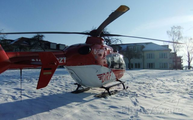 Eurocopter EC-635 (D-HYYY) - EC-H135 rescue helicopter (DRF)