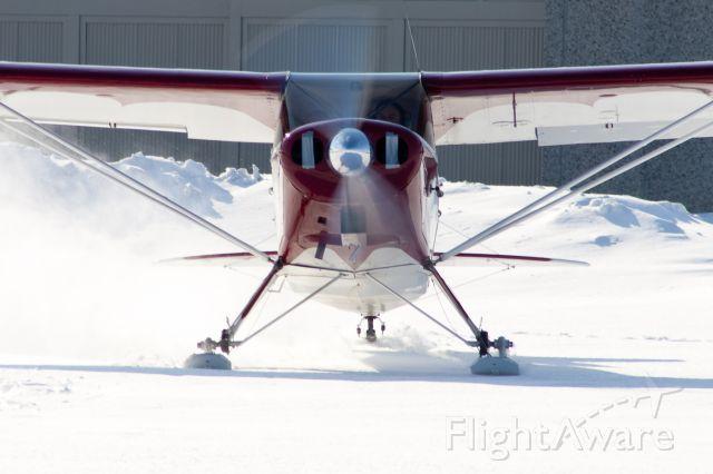 Piper PA-16 Clipper (N5780H)