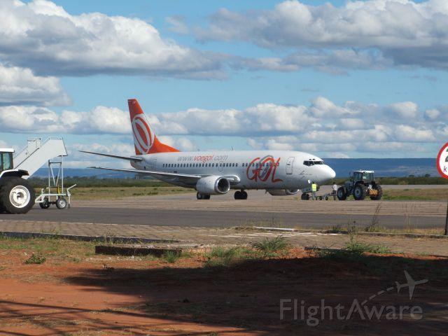 PR-GLN — - BOEING 737-322