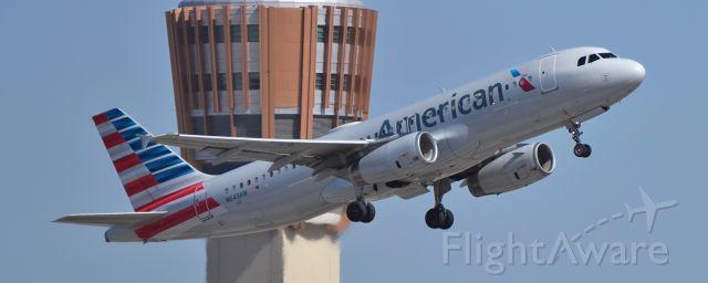 Airbus A320 (N649AW) - phoenix sky harbor international airport 14MAY21