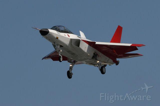"51-0001 — - Experimental aircraft ""X-2"" advanced tecnological demonstrator"