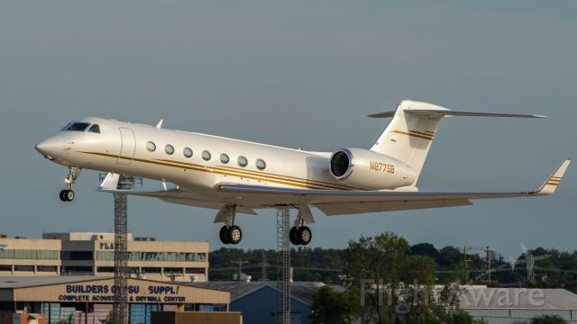 Gulfstream Aerospace Gulfstream V (N877SB) - 5/4/19