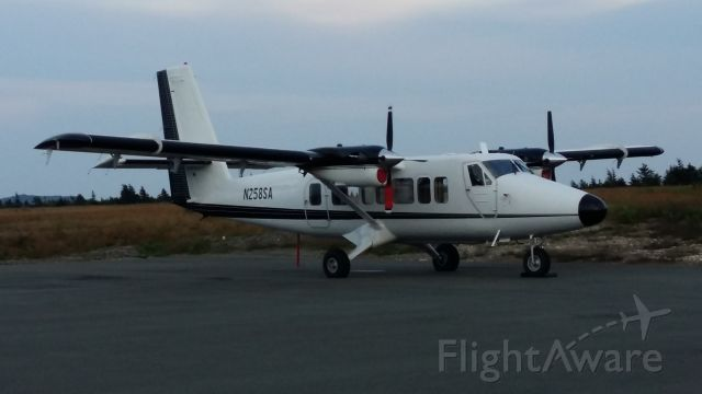 De Havilland Canada Twin Otter (N258SA)