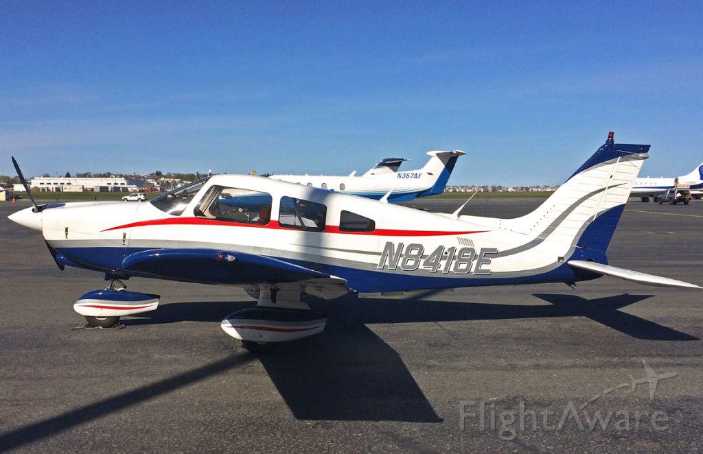 Piper Dakota / Pathfinder (N8418E) - 1st upload of N8418E on FlightAware.Com
