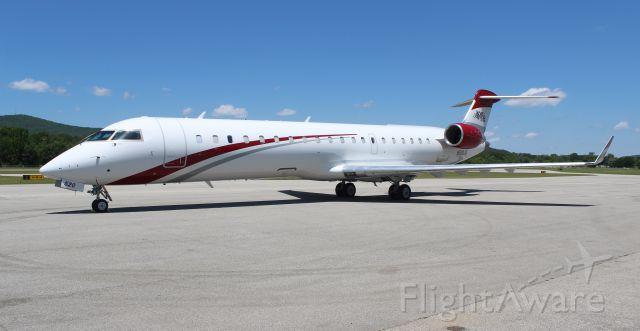 Canadair Regional Jet CRJ-700 (N520JG) - A Bombardier CL-600-2C10 (CRJ7) of Joe Gibbs