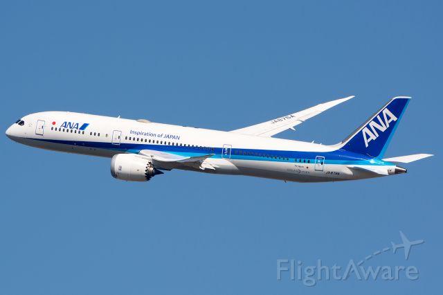 Boeing 787-8 (JA876A)