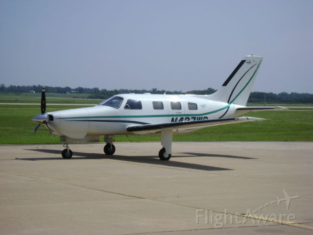 Piper Malibu Mirage (N427WS) - 2001 Piper Malibu Mirage