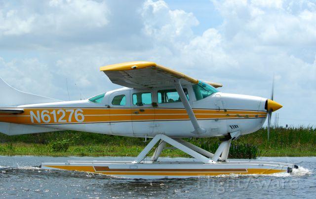 Cessna 206 Stationair (N61276) - 2013 Fantasy of Flight Splash-In