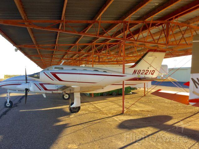 Cessna Chancellor (N8221Q)