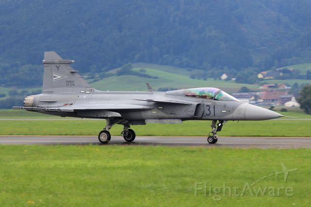 Saab JAS39 Gripen (031)