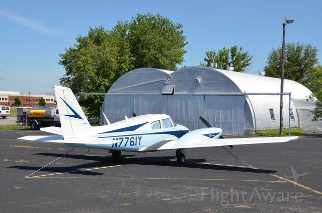 Piper PA-30 Twin Comanche (N7761Y)