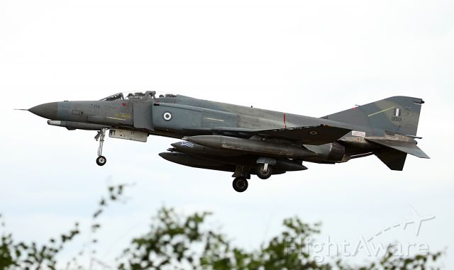 McDonnell Douglas F-4 Phantom 2 (72-1501) - GREEK AIR FORCE