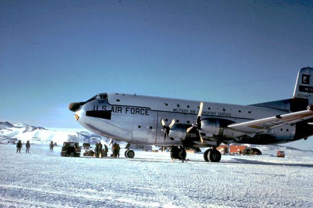N30048 — - Operation Deep Freeze IV 1958-59