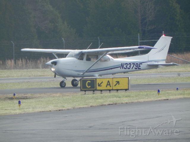 Cessna Skyhawk (N3379E)
