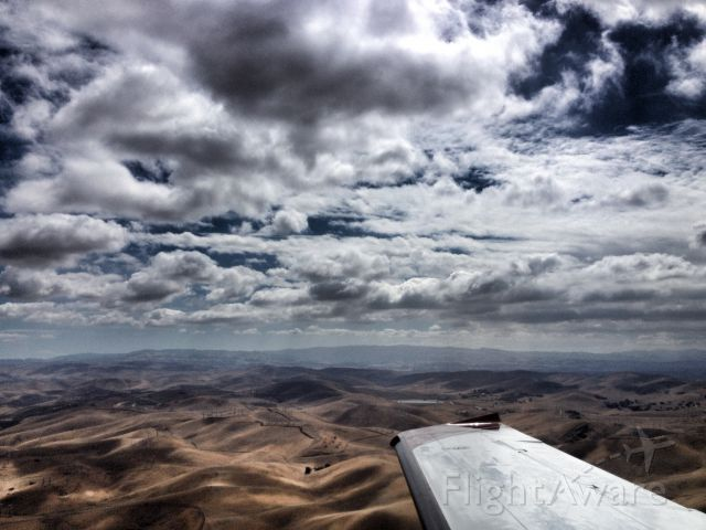 Cessna Conquest 2 — - Flight from Ventura, CA to Byron, CA.
