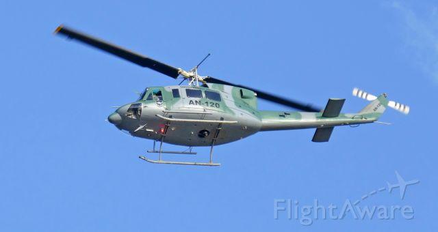 Bell VH-1 (WSN120) - Servicio Aeronaval Panamá