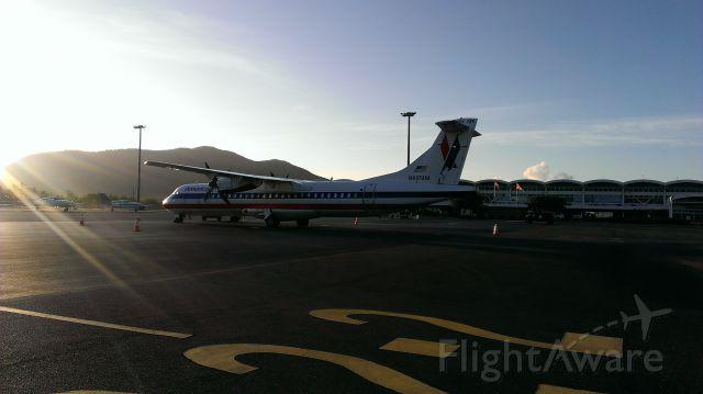 ATR ATR-72 (N447AM)