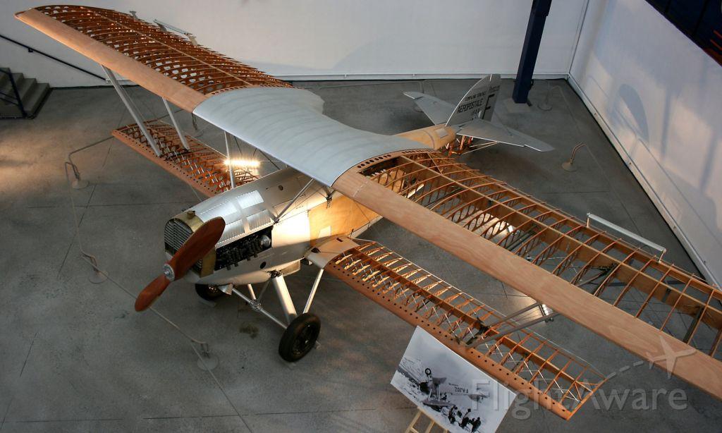 POTEZ25 — - Potez 25, Paris Le Bourget Air and Space Museum (LFPB-LBG)