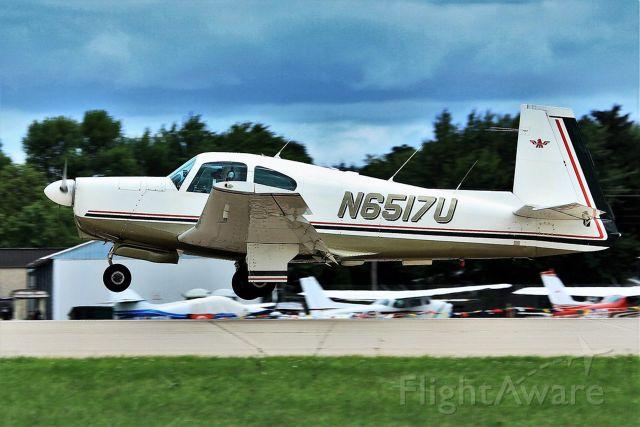 N6517U — - Landing at Oshkosh Air Adventure 2018.