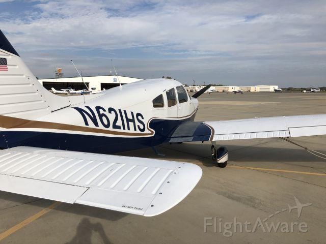 Piper Cherokee (N621HS)