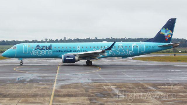 Embraer ERJ-190 (PR-AYY)