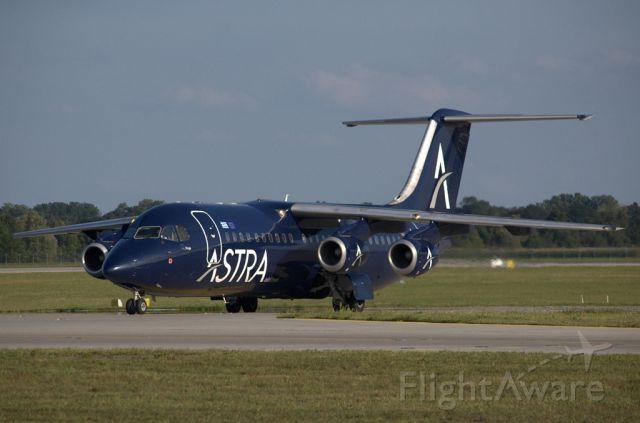 British Aerospace BAe-146-300 (SX-DIZ)