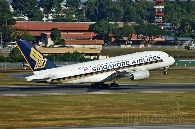 Airbus A380-800 (9V-SKH)