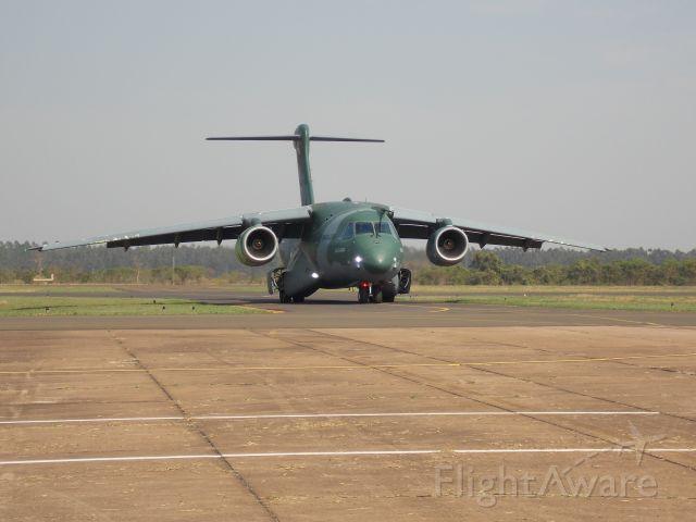 EMBRAER KC-390 (PT-ZNG) - Academia Força Aérea Brasileira (AFA).