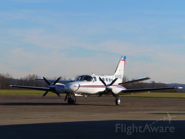 Cessna Conquest 2 (N599AS)