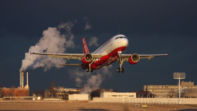 Airbus A320 (D-ALTF)
