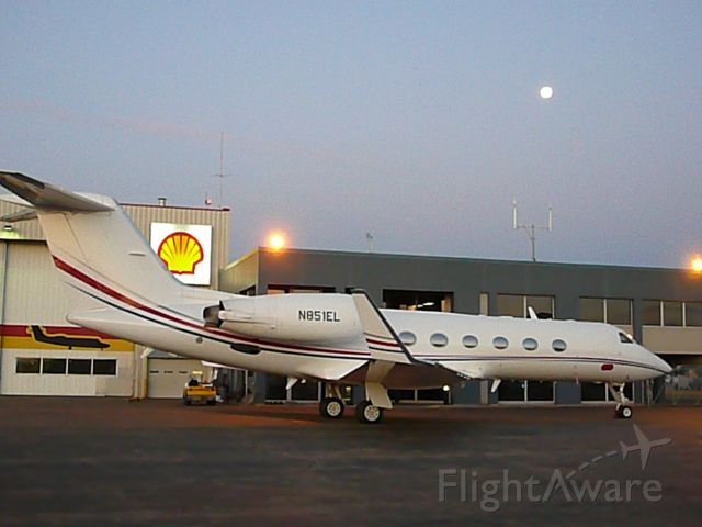 Gulfstream Aerospace Gulfstream IV (N851EL)