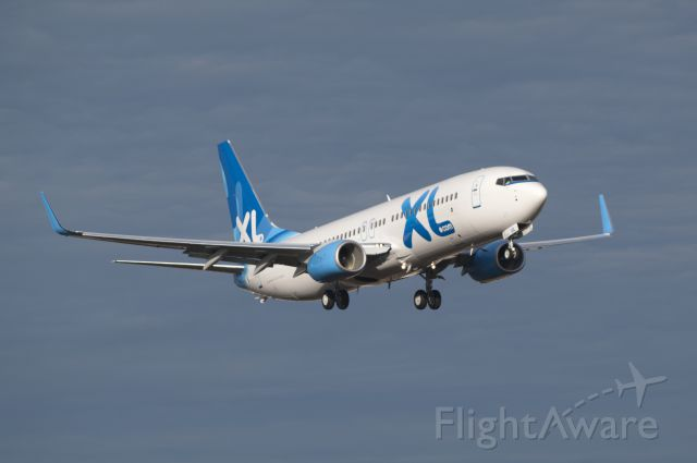 Boeing 737-800 (F-HJUL)