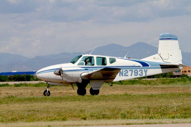 Beechcraft Travel Air (N2793Y)