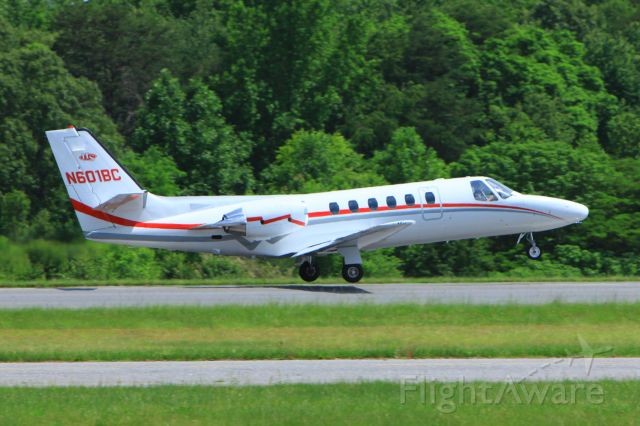 Cessna Citation II (N601BC)