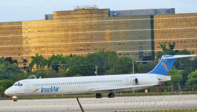 McDonnell Douglas MD-80 (P4-MDG)