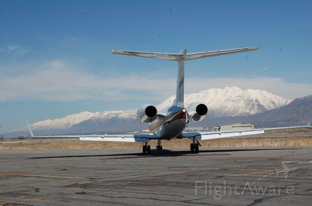 Gulfstream Aerospace Gulfstream IV (N451C)