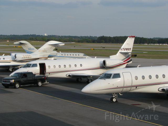 IAI Gulfstream G200 (N728QS) - ISRAEL AIRCRAFT INDUSTRIES GULFSTREAM 200