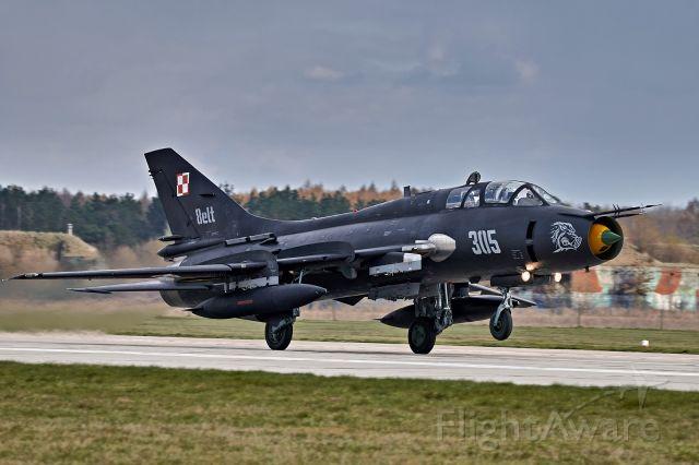PLAF305 — - Takeoff of The Black Boar
