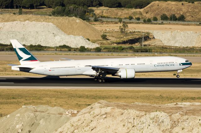 BOEING 777-300 (B-KQR)